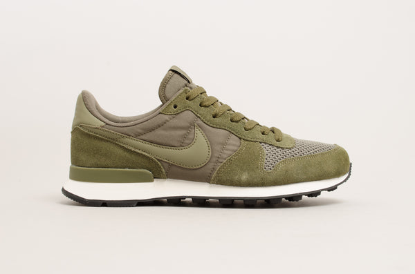 Nike Internationalist SE Medium Olive Green AJ2024-200