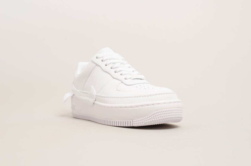Nike Women's Air Force 1 Jester XX ( White / White ) AO1220-101
