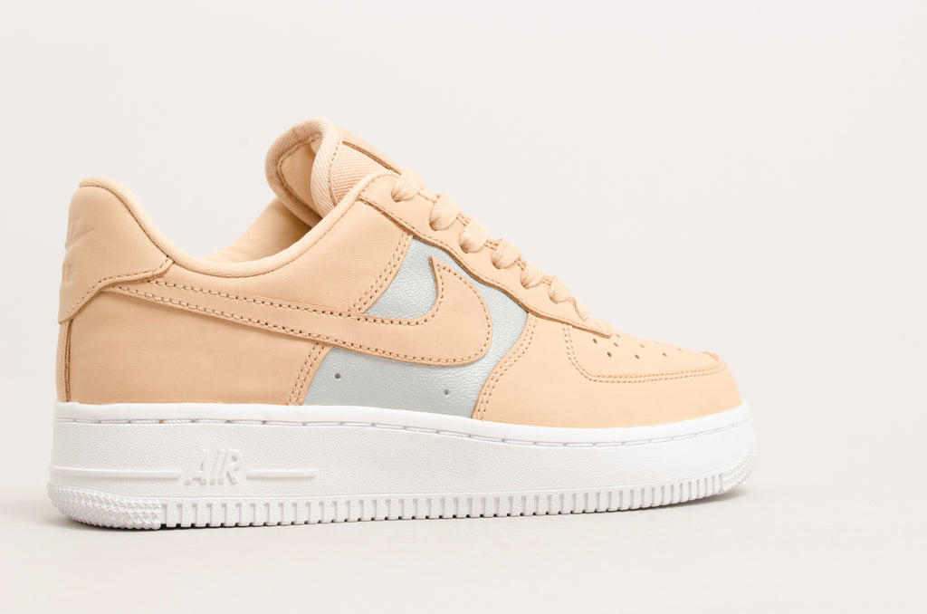 Nike Women's Air Force 1 '07 Special Edition ( Bio Beige / Silver ) AH6827-200