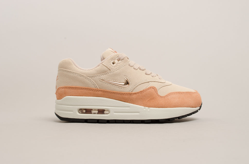 low priced 960fb d4bce Nike Women s Air Max 1 Premium SC ( Guava Ice   Salmon ) ...