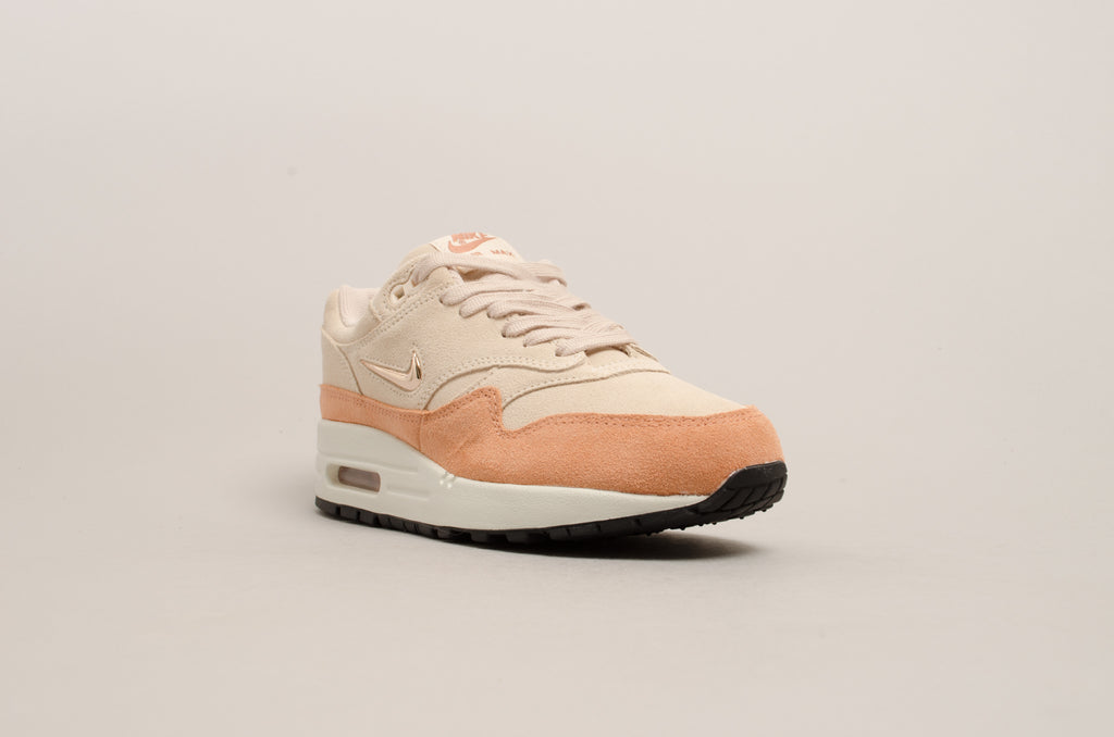 separation shoes 644d7 2cdcd ... Nike Women s Air Max 1 Premium SC ( Guava Ice   Salmon ) ...