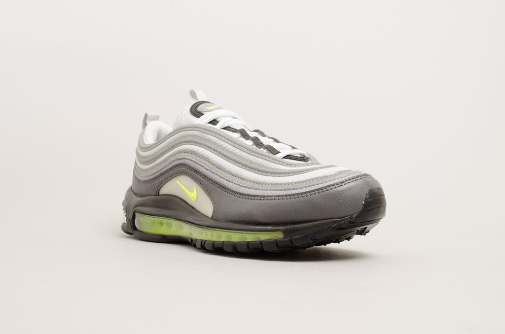 "Nike W Air Max 97 ""OG Air Max 95 Colorway"" (Dark Grey/Volt) 921733-003"
