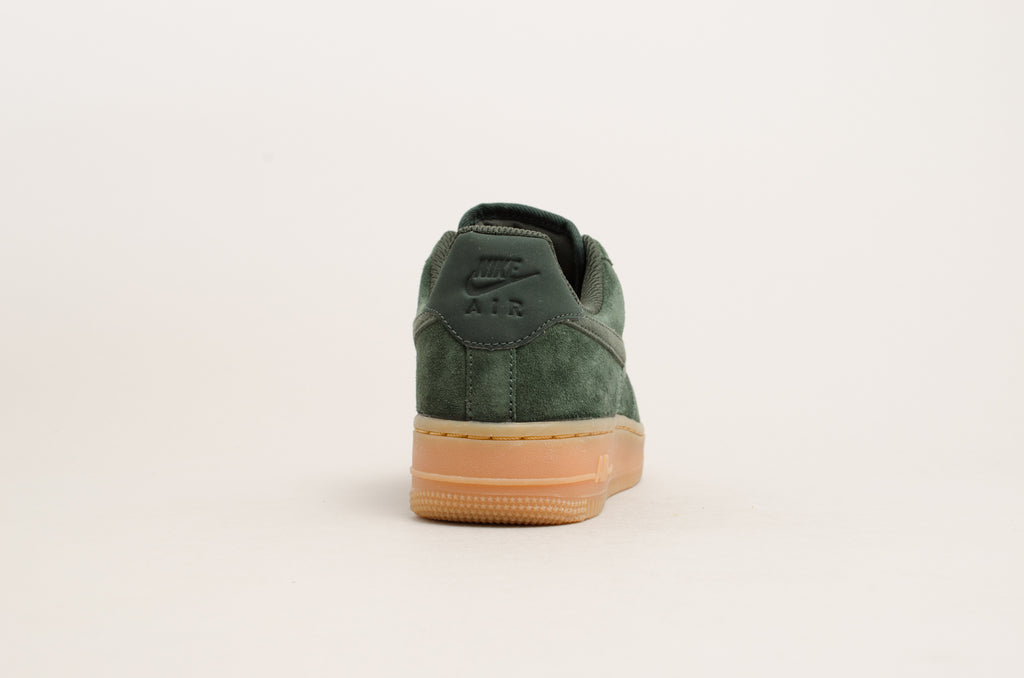 Nike Women's Air Force 1 '07 Special Edition Outdoor Green/Brown Gum AA0287-300