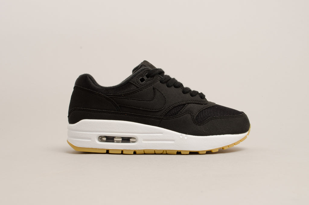 3e2f3a0575a Nike Women s Air Max 1 ( Black   White   Gum ) ...