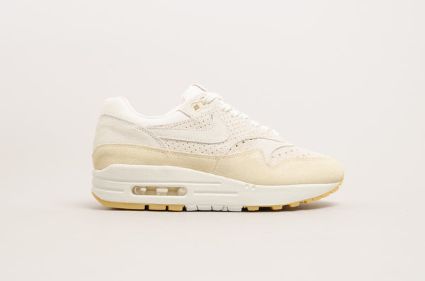 Nike Women's Air Max 1 Prm Sail / Fossil 454746-110