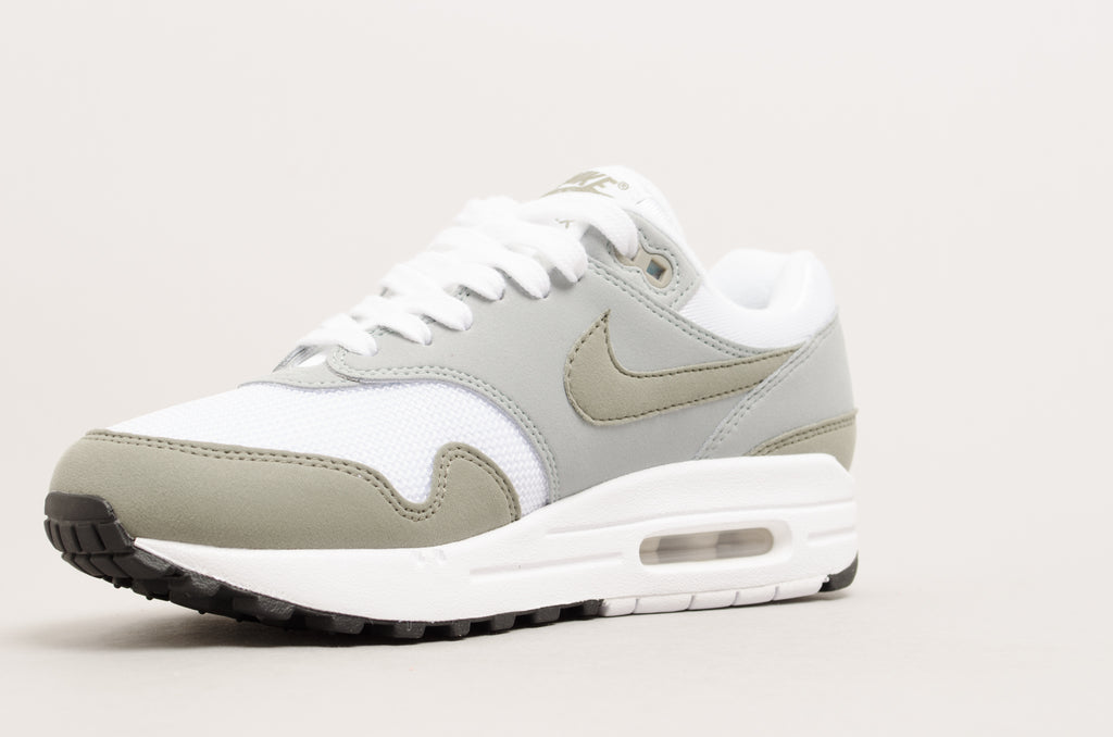Nike Women's Air Max 1 White/Dark Stucco 319986-105