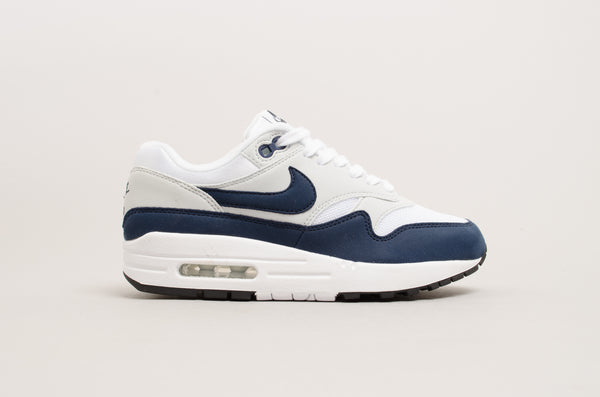 Nike Women's Air Max 1 White/Obsidian 319986-104