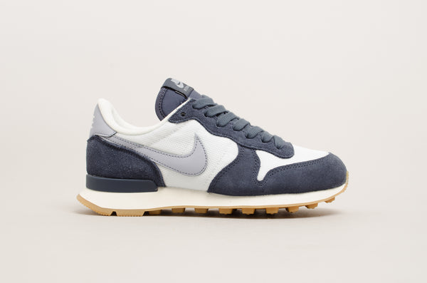 Nike Women's Internationalist Blue/White/Grey 828407-102