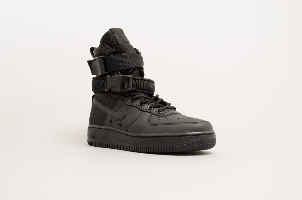 Nike Women's Special Force Air Force 1 Black 857872-002