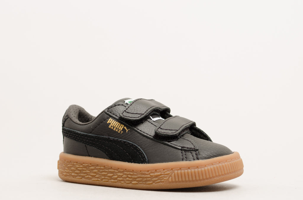 official photos 01bb9 d2572 Puma Basket Classic Gum Deluxe V Inf