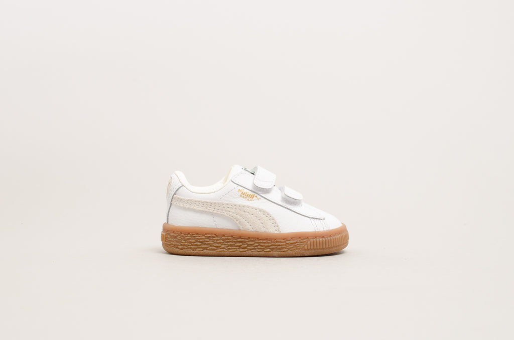 official photos f1c80 a8b15 Puma Basket Classic Gum Deluxe V Inf