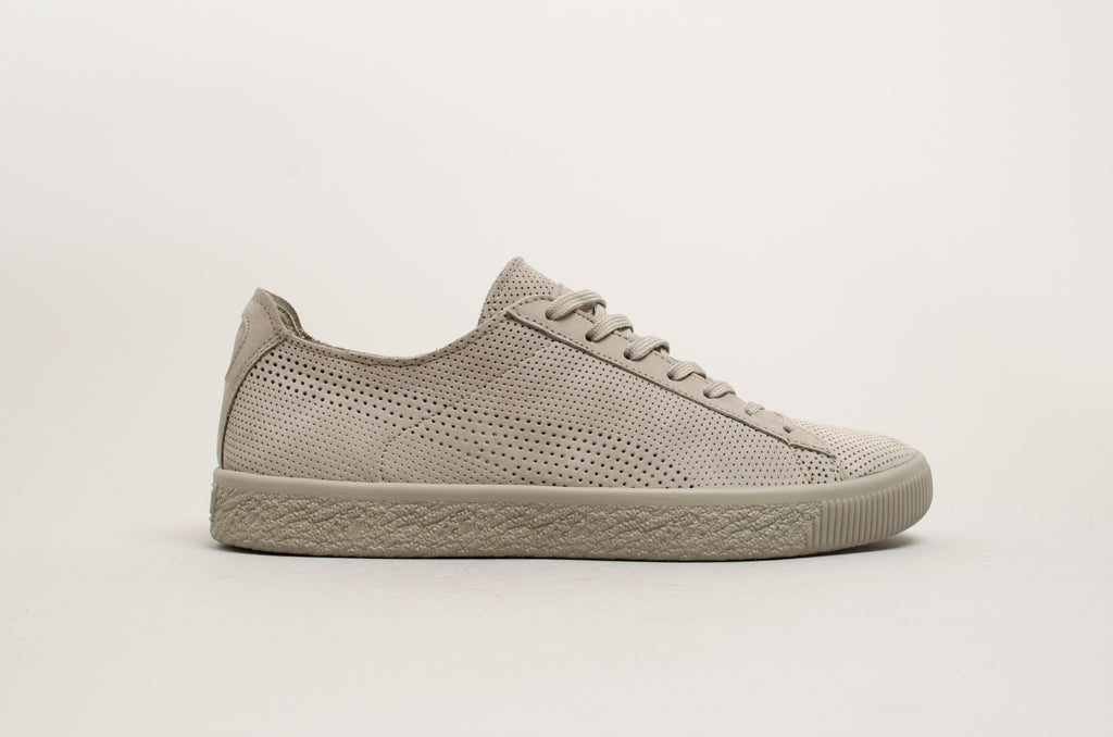 Puma Clyde STAMPD Drizzle Grey 362736-03