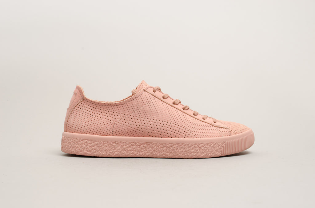 Puma Clyde STAMPD Cameo Brown Pink 362736-04