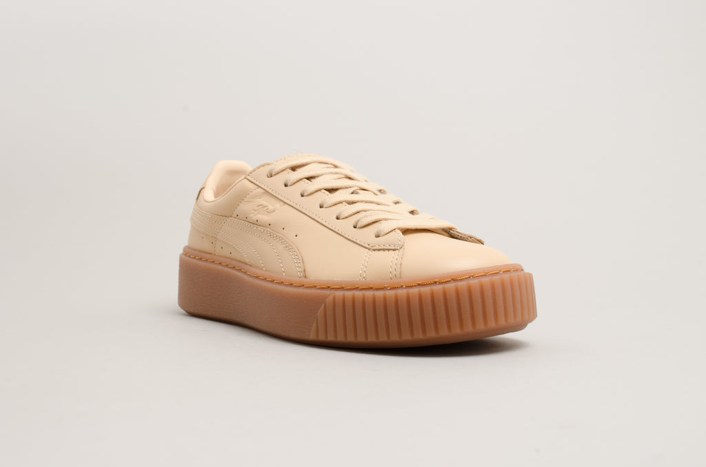 Puma Platform Veg Tan Naturel 364457-01