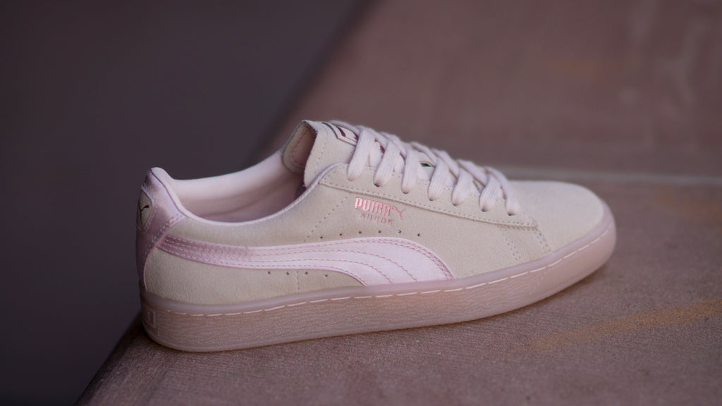 finest selection 6a3ee 532b4 Puma Suede Classic Satin Wn's
