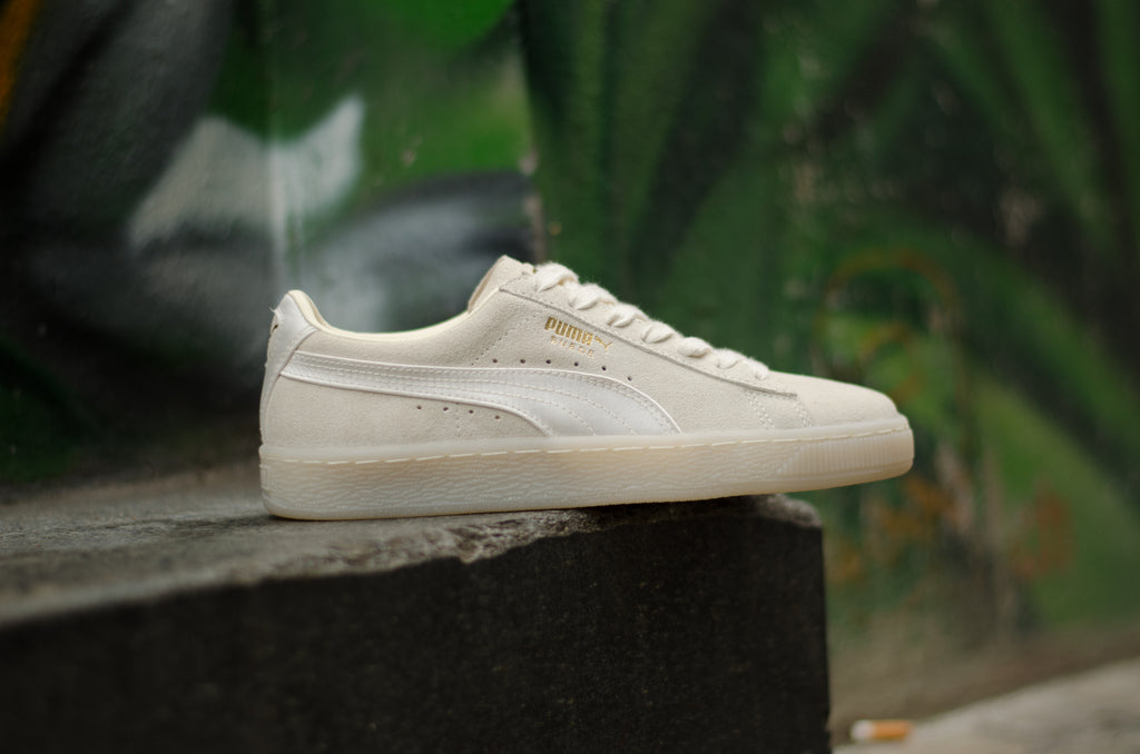 finest selection 42515 c44f4 Puma Suede Classic Satin Wn's