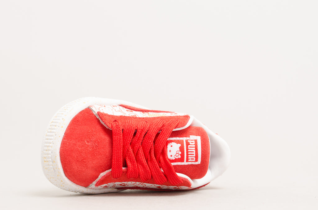 Puma Suede Classic x_Hello Kitty Inf Bright Red 366465-01