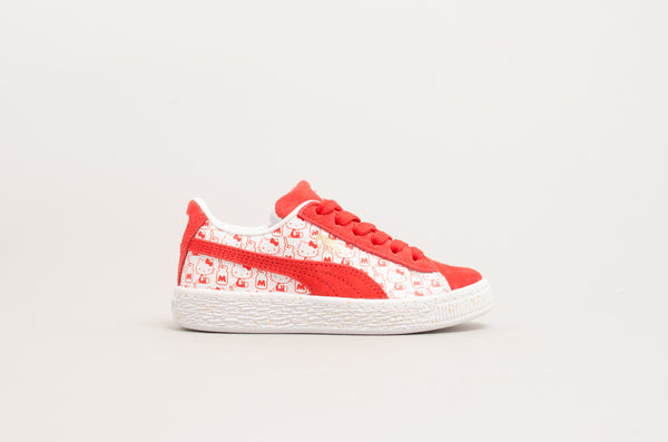 Puma Suede Classic x Hello Kitty PS Bright Red 366464-01