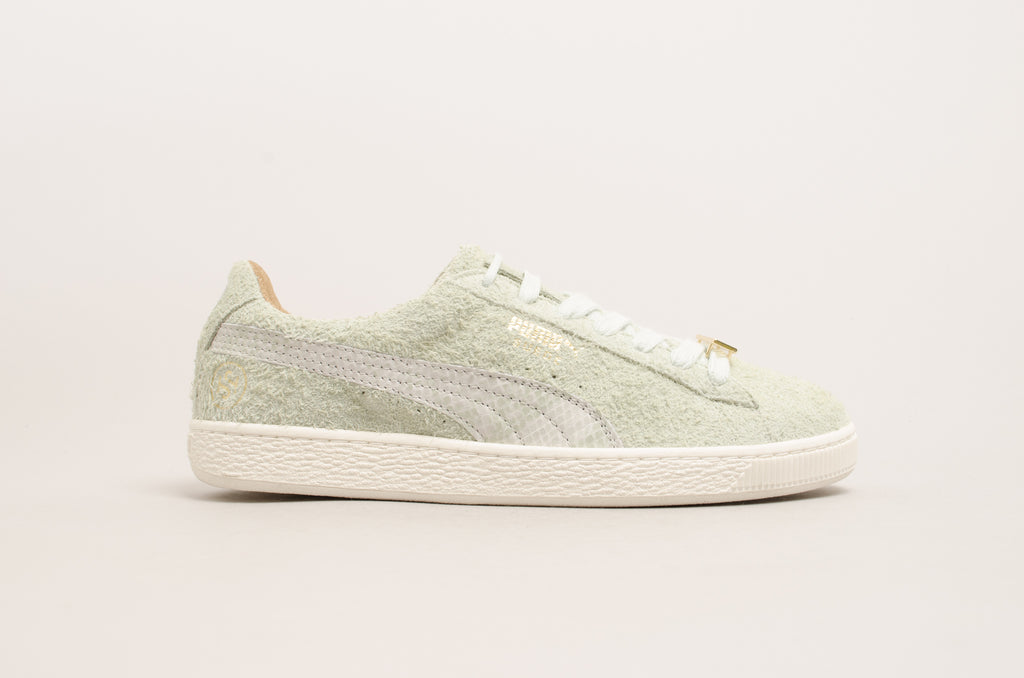 795dfd837d21 Puma Suede Classic x Sonra ( Green Lily ) 366330-01 ...