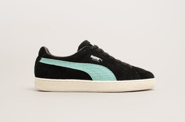 Puma Suede Diamond Black/Diamond Blue 365650-01