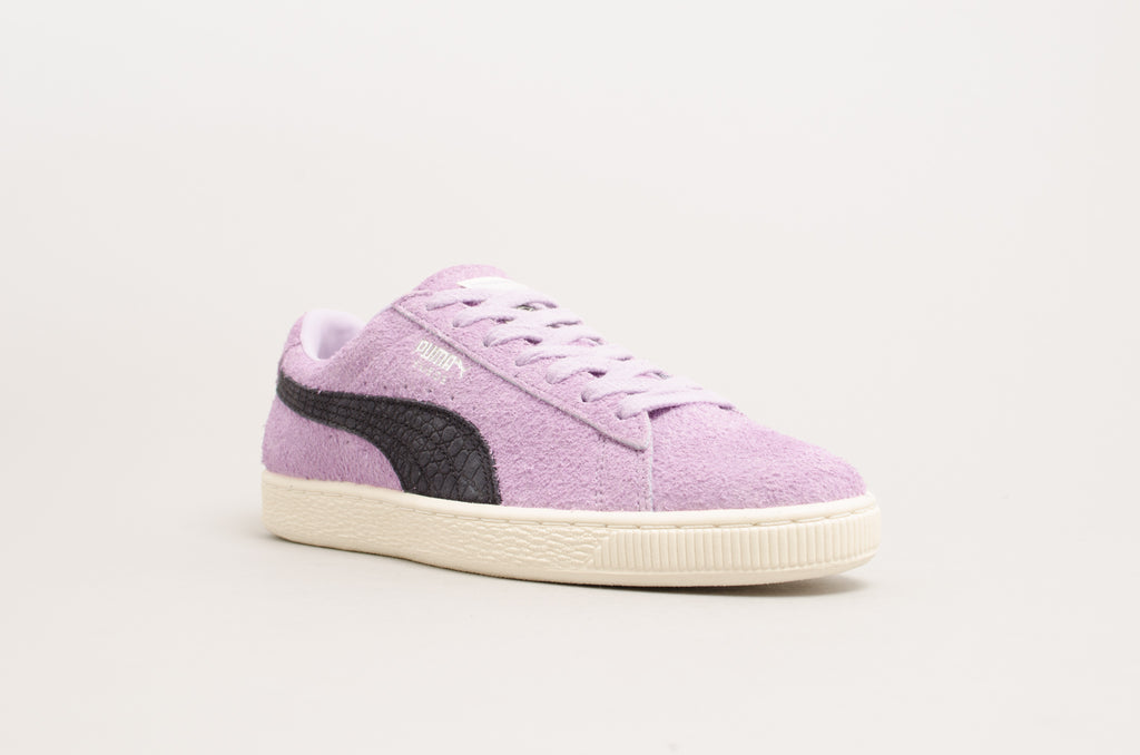Puma Suede Diamond Orchid Bloom/Black 365650-02