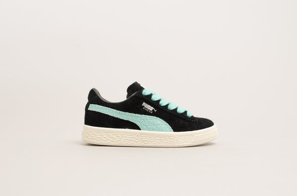 Puma Suede Diamond PS Black/Diamond Blue 365711-01
