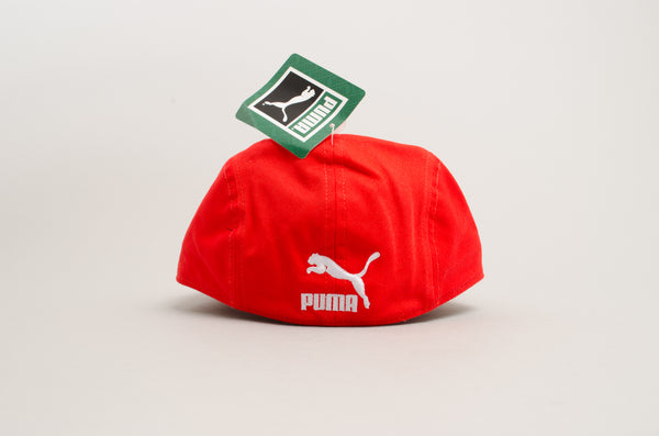 Puma Super Puma Driver Cap Red 021502-01