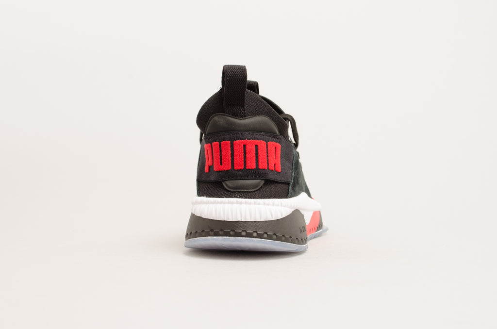 Puma Tsugi Jun Cubism Black Red 365490-02