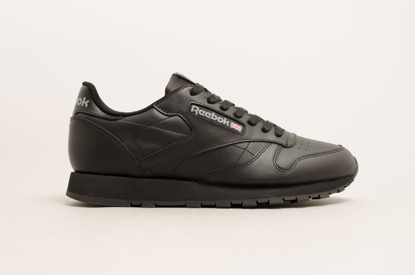 Reebok Men's Classic Leather ( Black ) 2267