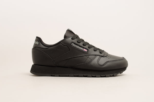 Reebok Women's Classic Leather ( Black ) 3912