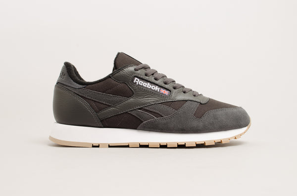 Reebok Classic Leather ESTL Coal/White BS9719