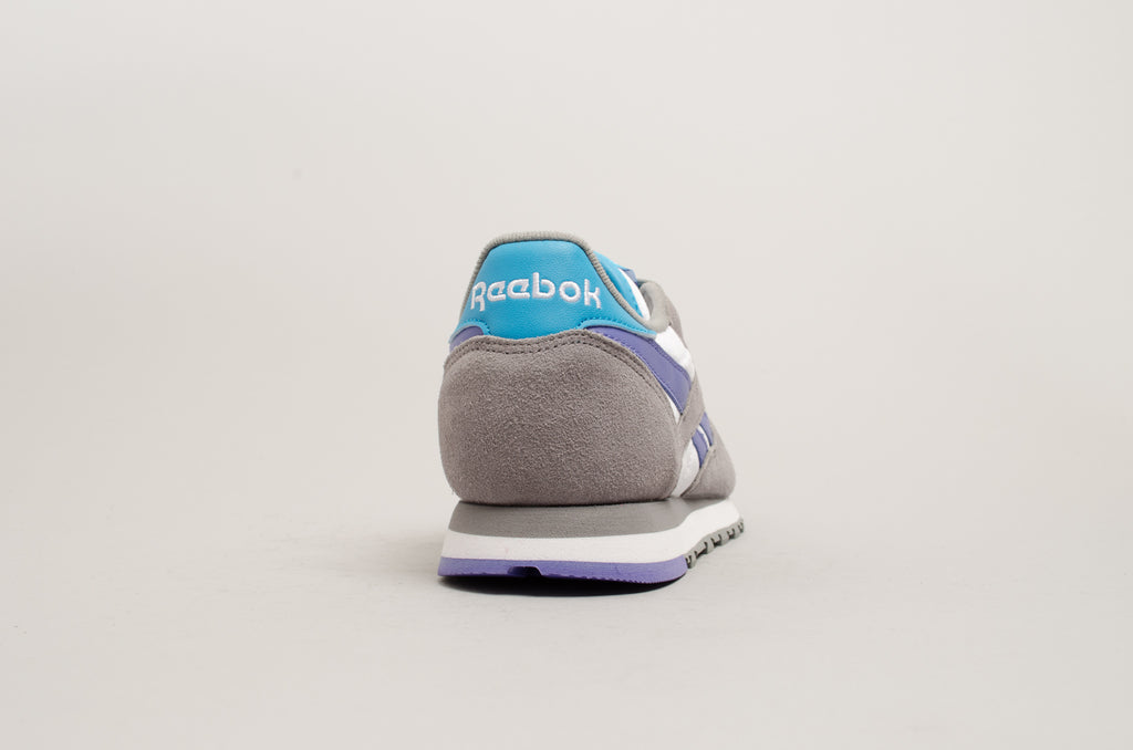 Reebok Classic Leather Seasonal I Grey Purple V60295
