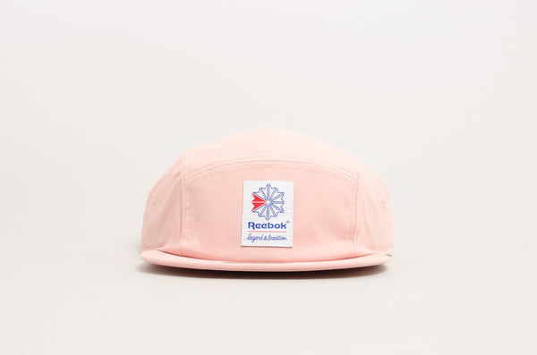 Reebok Classics Foundation 5 Panel Cap Pink CV5721