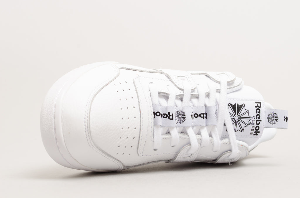 "Reebok Workout Plus IT ""Iconic Taping Pack"" White BS6214"