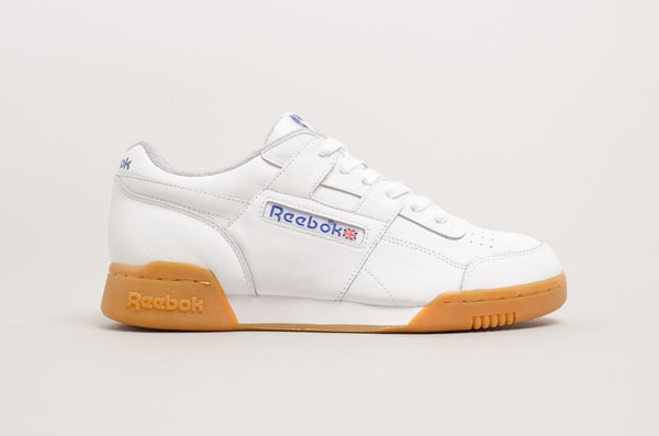 Reebok Workout Plus R12 White/Gum M45031