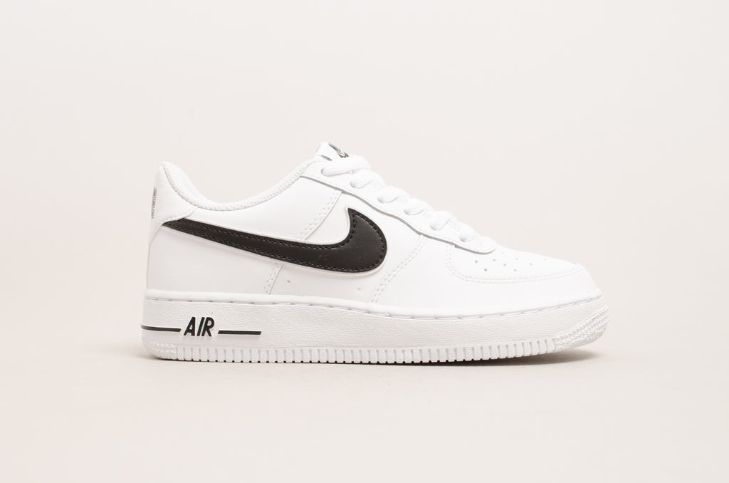 fe617eda1d Sevensneakerstore.com Nike Air Force 1-3 ( GS ) White/ Black AV6252 ...