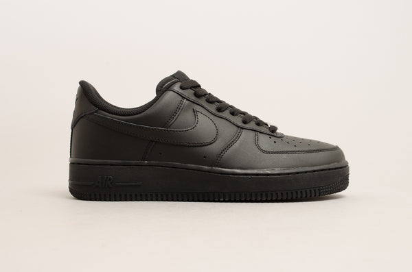 Sevensneakerstore.com Nike Air Force 1 '07 ( Black / Black ) 315122-001