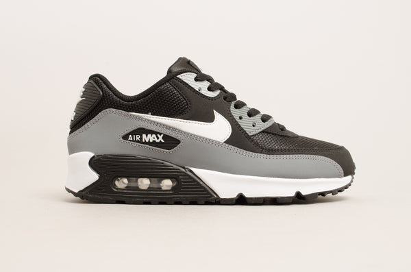 Sevensneakerstore.com Nike Air Max 90 ( Black / Grey / White ) AJ1285-018