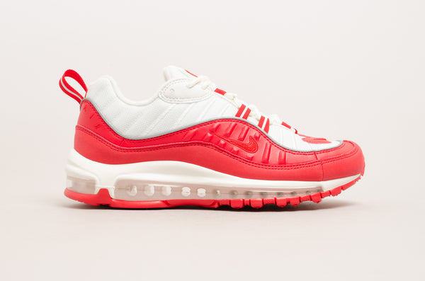 Sevensneakerstore.com Nike Air Max 98 ( University Red / White ) 640744-602
