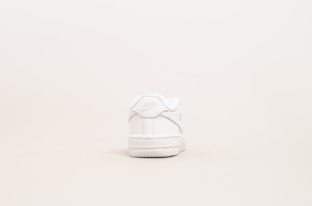 Sevensneakerstore.com Nike Force 1 ( TD ) White / White 314194-117