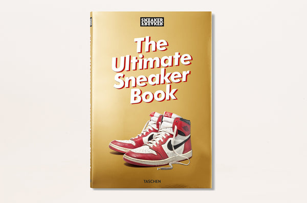Sevensneakerstore.com Sneaker Freaker The Ultimate Sneaker Book ( ISBN 9783836572231) - Cover Nike Air Jordan 1
