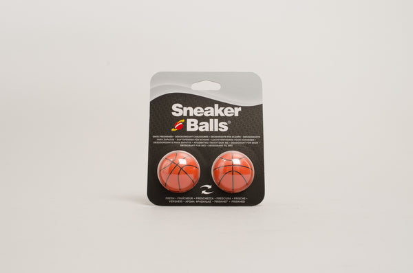Sneaker Balls Orange Basketball