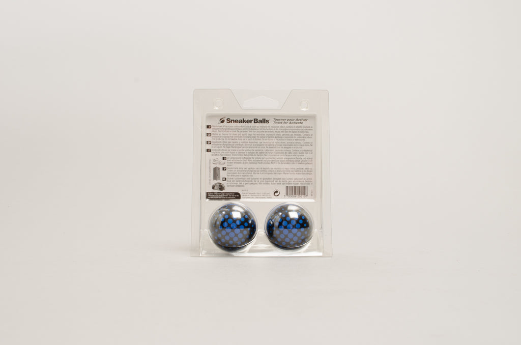 Sneaker Balls Matrix Black Blue