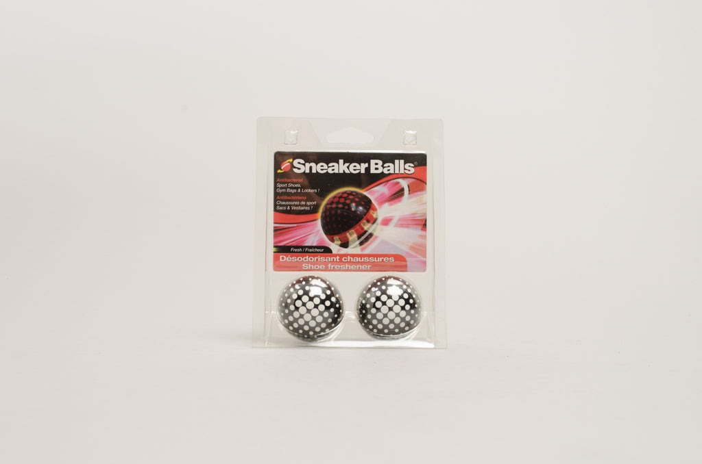 Sneaker Balls Matrix Black White