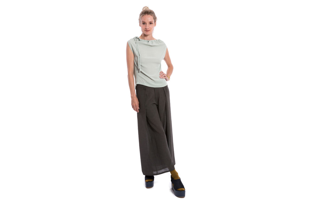 Charcoal Pocket Pants