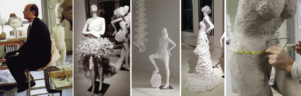Ralph Pucci - mannequin sculpture and designer