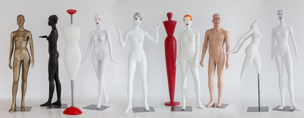 Ralph Pucci - The Art of the Mannequin Exhibit
