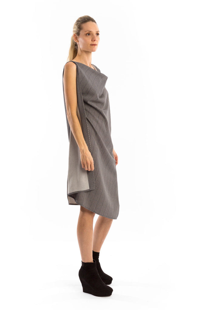 Drape Dress side angle