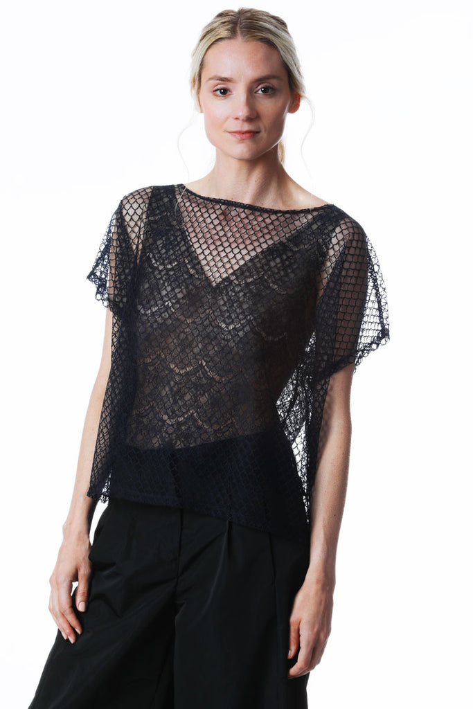Double Layered Top Lace Combo