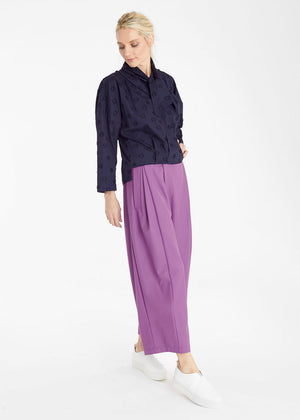 Wisteria Welt Pocket Trousers